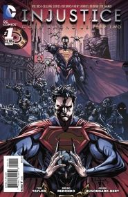 Injustice: Gods Among Us Year Two - The Complete Collection