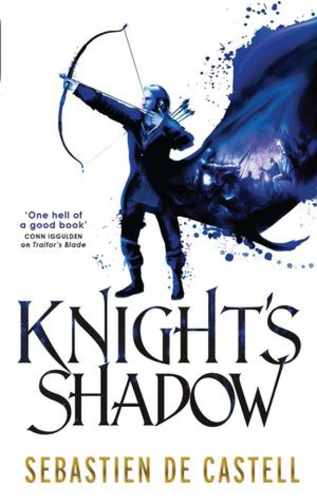 Knight's Shadow (Greatcoats #2)