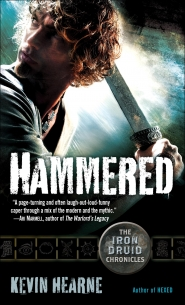 Hammered (Iron Druid Chronicles #3)