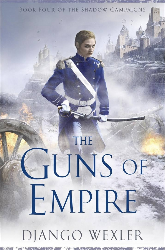 The Guns of Empire (The Shadow Campaigns #4)