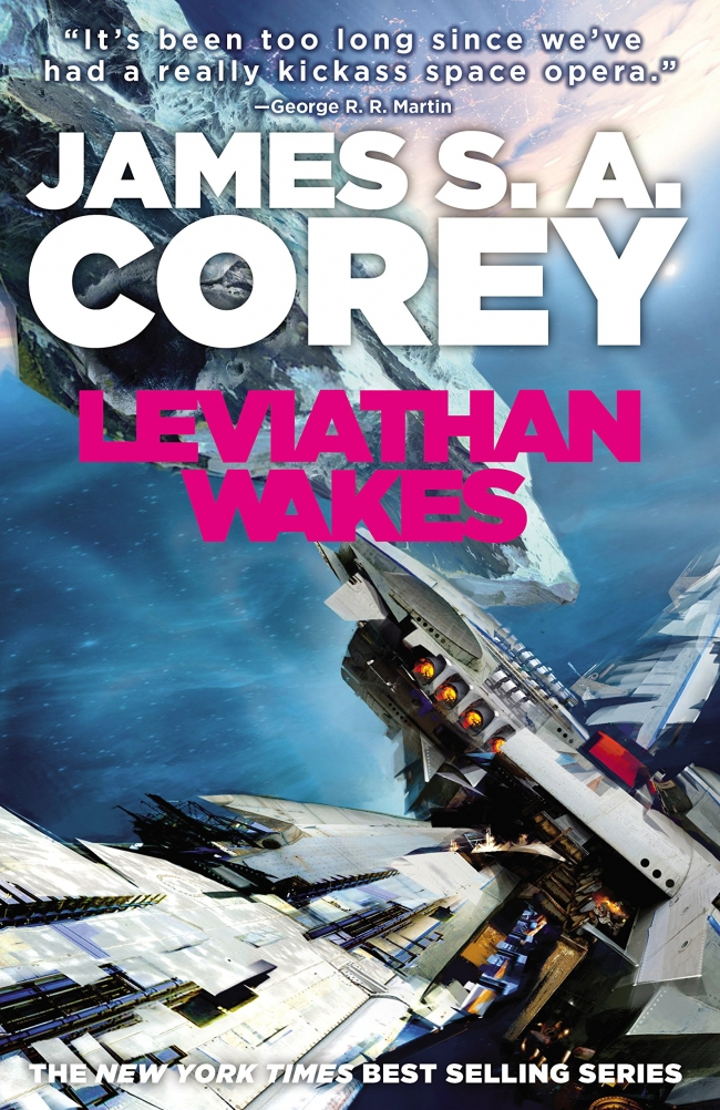 Leviathan Wakes (The Expanse #1)