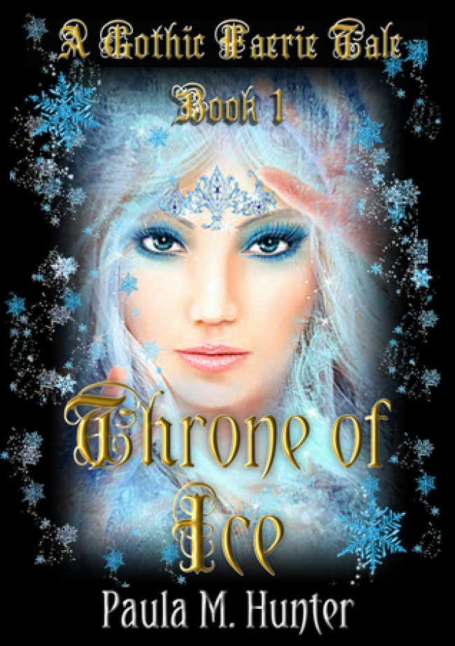 Throne of Ice (Gothic Faerie Tale, #1)