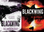 Blackwing (The Raven's Mark #1)