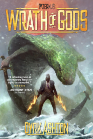Paternus: Wrath of Gods (Paternus Trilogy #2)