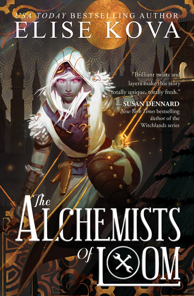 The Alchemists of Loom (Loom Saga #1)