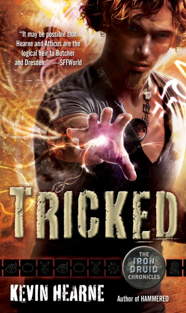 Tricked (The Iron Druid Chronicles #4)