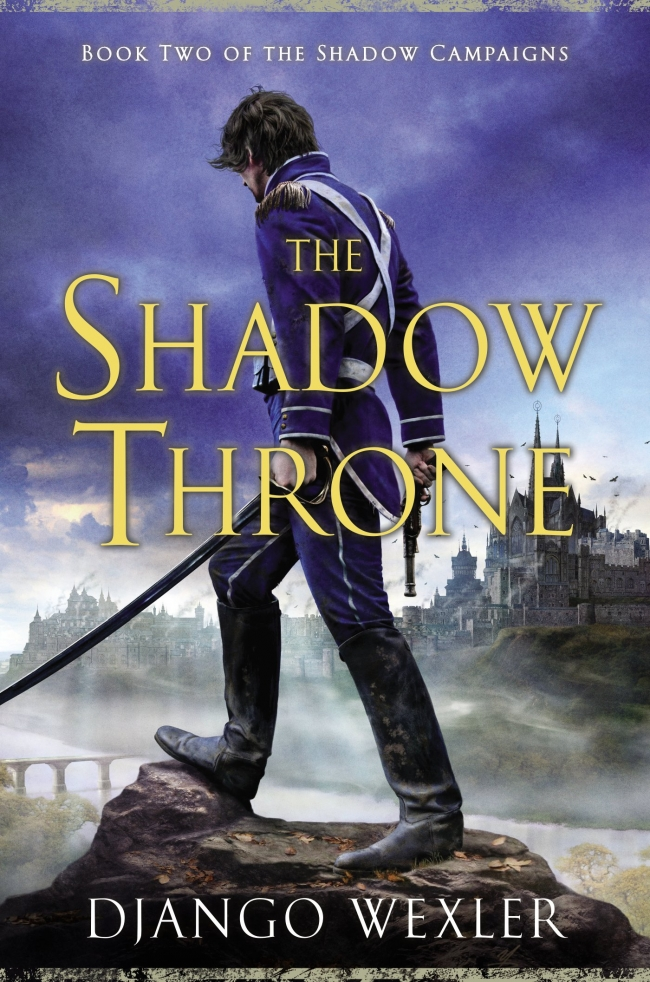 The Shadow Throne (The Shadow Campaigns #2)