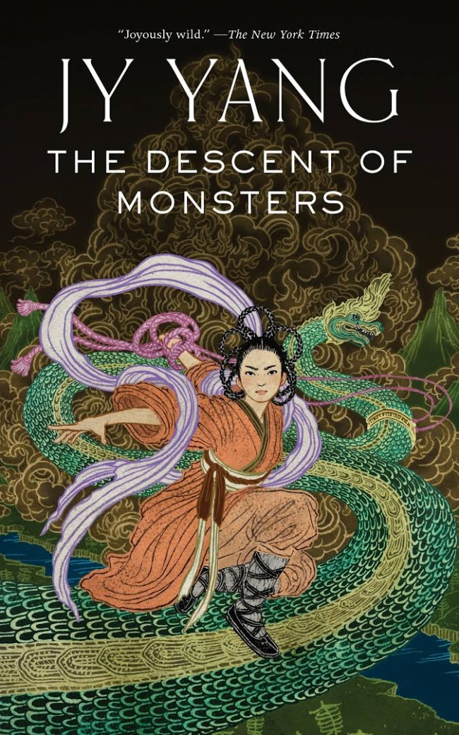 The Descent of Monsters (Tensorate #3)