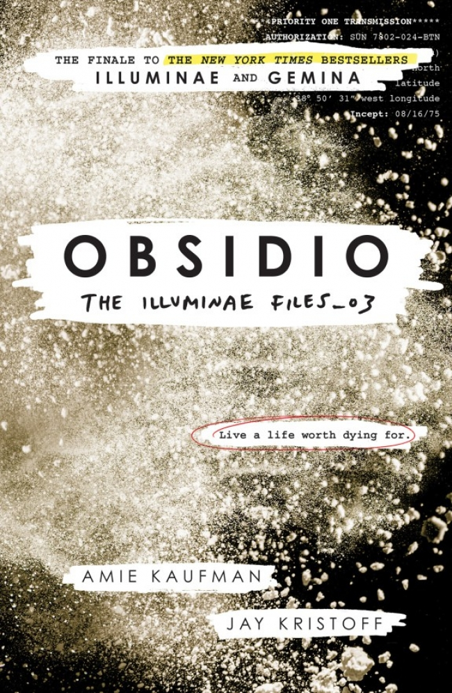 Obsidio (The Illuminae Files #3)