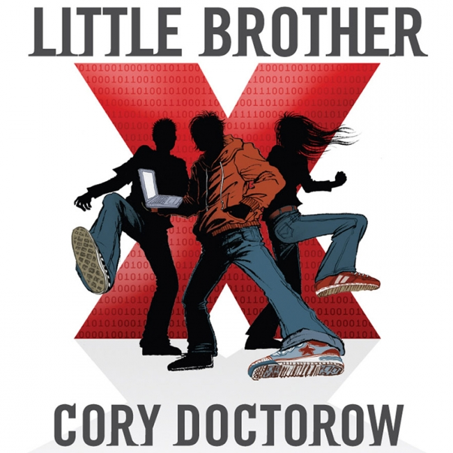Little Brother (Little Brother #1)