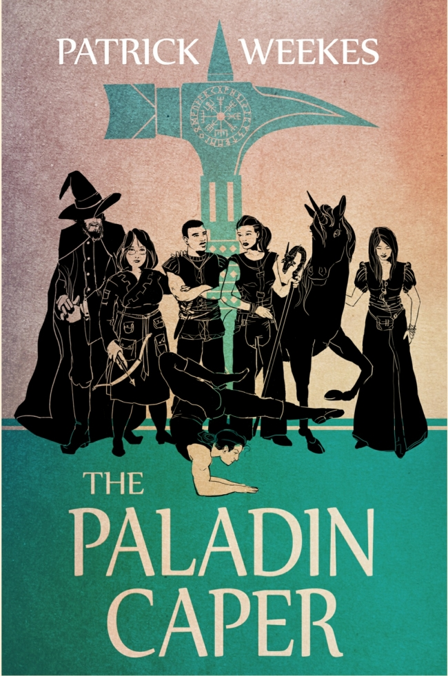 The Paladin Caper (Rogues of the Republic #3)