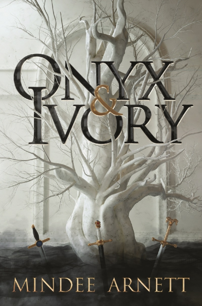 Onyx and Ivory (Rime Chronicles #1)