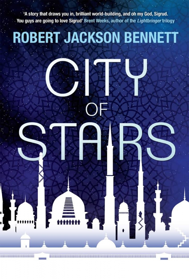 City of Stairs (The Divine Cities #1)