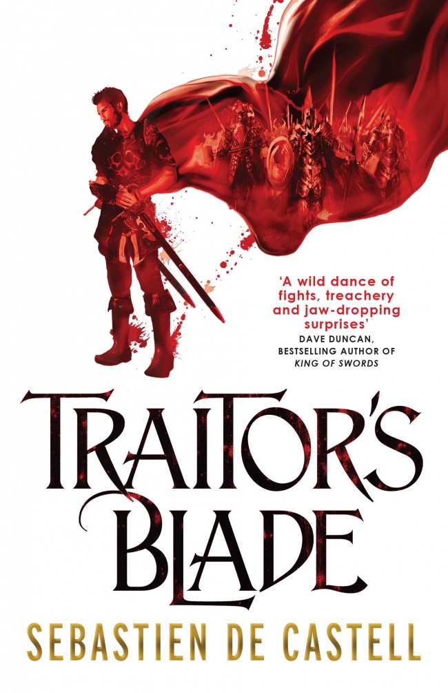 Traitor's Blade (Greatcoats #1)