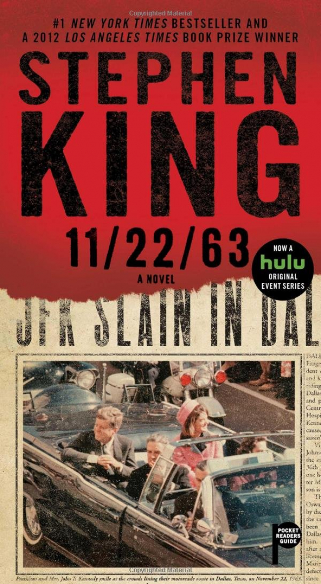 11/22/63 by Stephen King - Book Review