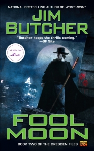 Fool Moon (Dresden Files, #2)