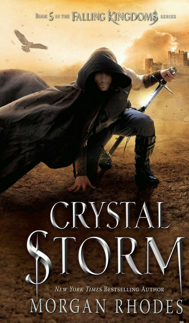 Crystal Storm (Falling Kingdoms #5)