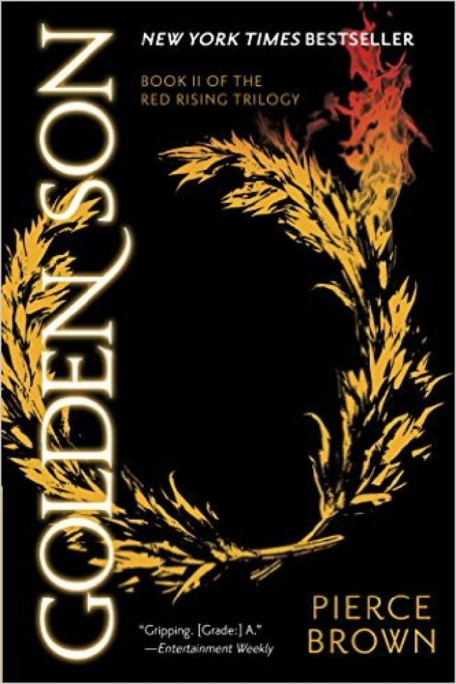 Golden Son (Red Rising #2)