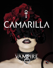 The Camarilla (Vampire: The Masquerade) by Modiphus Entertainment Book Review