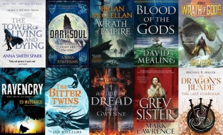 Most Anticipated Fantasy Books of 2018 by the Fantasy Hive