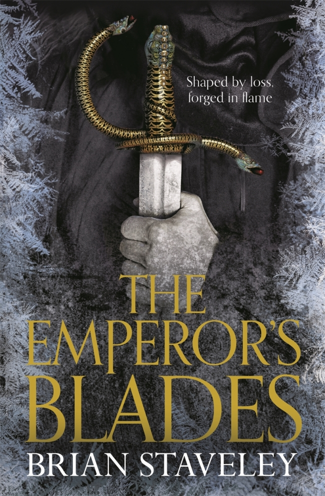 The Emperor's Blades (Chronicle of the Unhewn Throne #1)