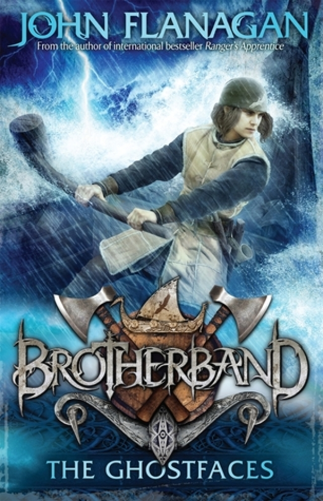 The Ghostfaces (Brotherband Chronicles #6)