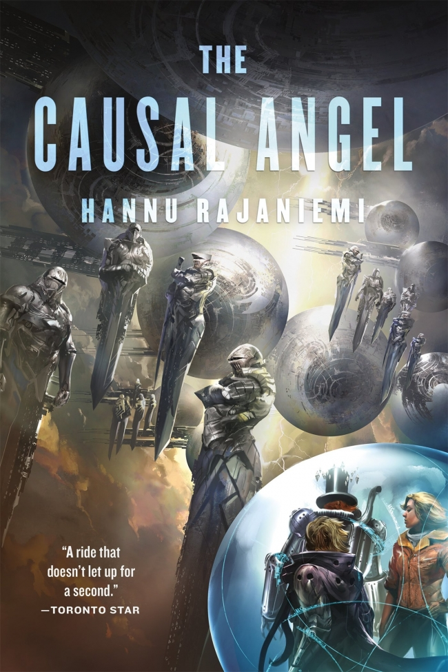 The Causal Angel (Jean le Flambeur #3)