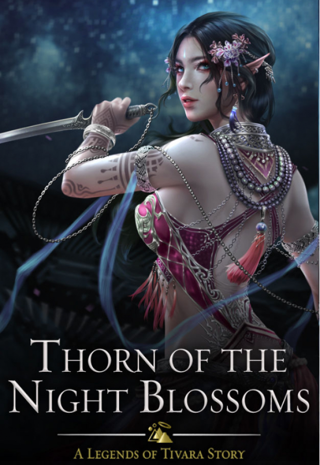 Thorn of the Night Blossoms (Scions of the Black Lotus #1) by J. C. Kang – Book Review