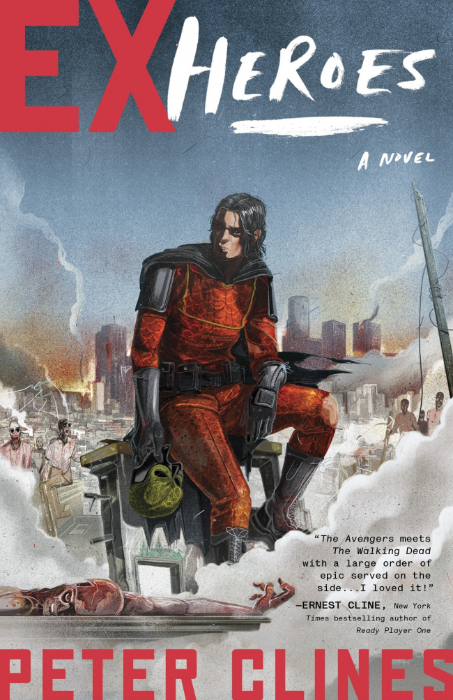Ex-Heroes (Ex-Heroes #1) by Peter Clines Book Review