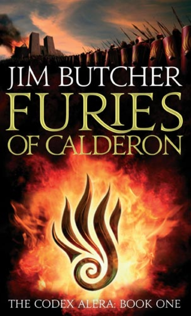 Furies of Calderon (The Codex Alera #1)
