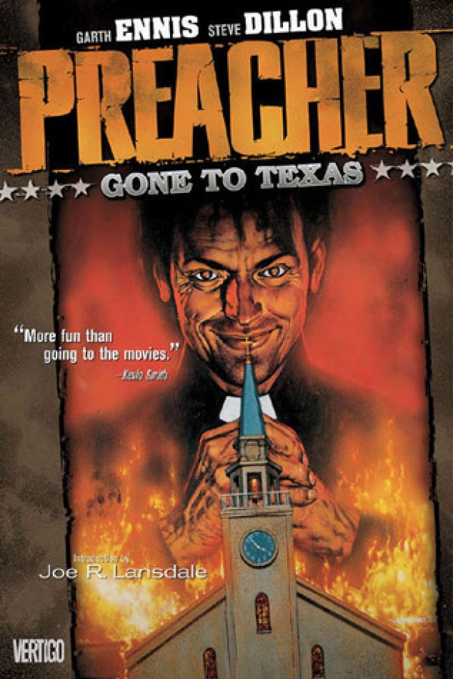 Preacher, Vol. 1: Gone to Texas (Preacher #1)