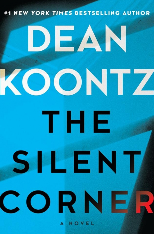The Silent Corner (Jane Hawk #1)