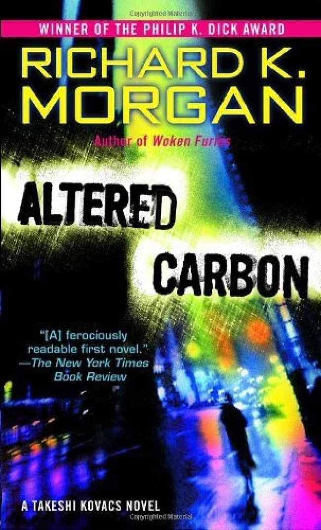 Altered Carbon (Takeshi Kovacs #1) by Richard K. Morgan Book Review