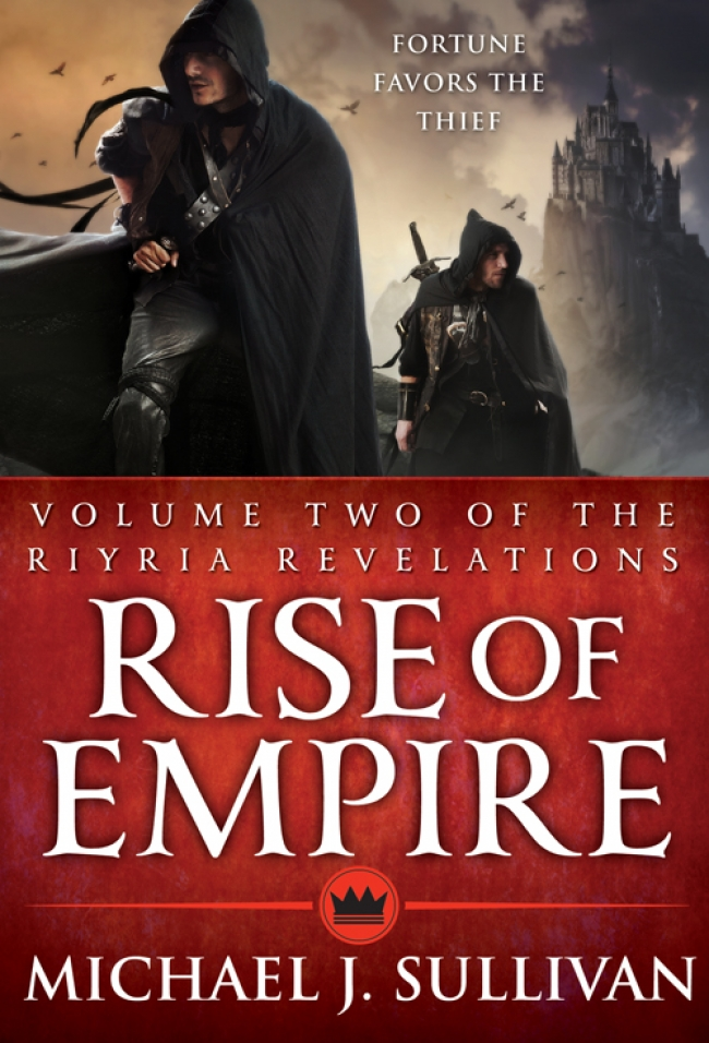 Rise of Empire (Riyria Revelations #2)