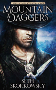 Mountain of Daggers (Tales of the Black Raven #1)