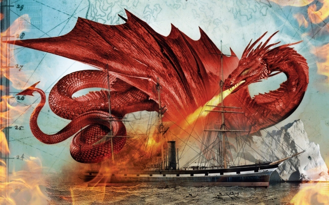 The Waking Fire and The Legion of Flame Draconis Memoria series review