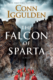 The Falcon of Sparta by Conn Iggulden - Book Review