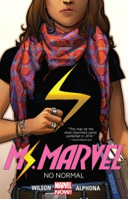 Ms. Marvel: No Normal (Ms. Marvel #1)