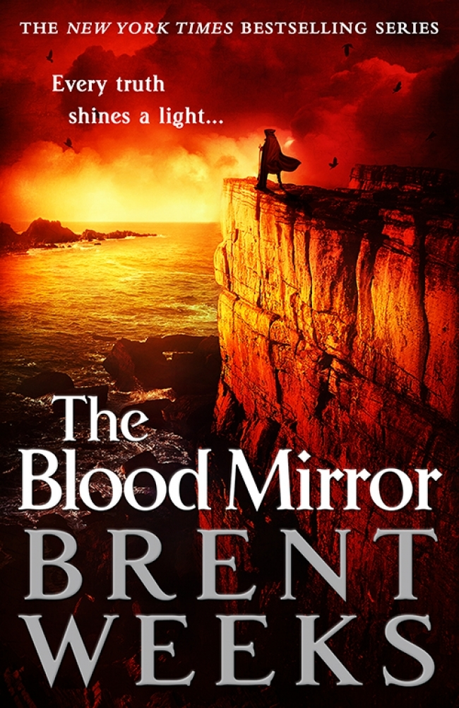 The Blood Mirror (Lightbringer #4)