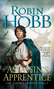 Assassin's Apprentice (Farseer Trilogy #1) by Robin Hobb - Book Review