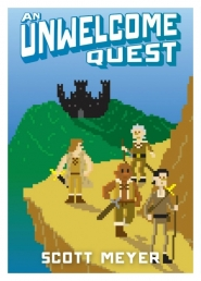 An Unwelcome Quest (Magic 2.0, #3)