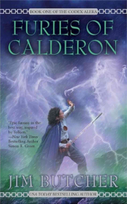 Furies of Calderon (Codex Alera #1)