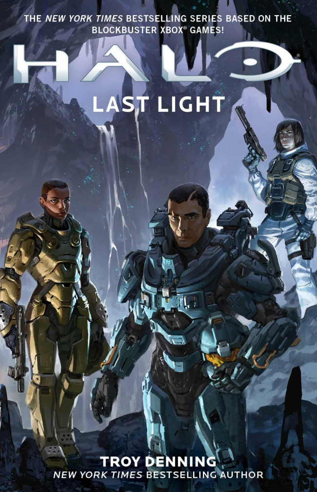 Halo: Last Light (Halo #17) by Troy Denning Book Review