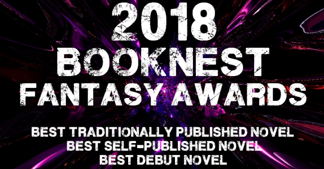Winners of the 2018 BookNest Fantasy Awards