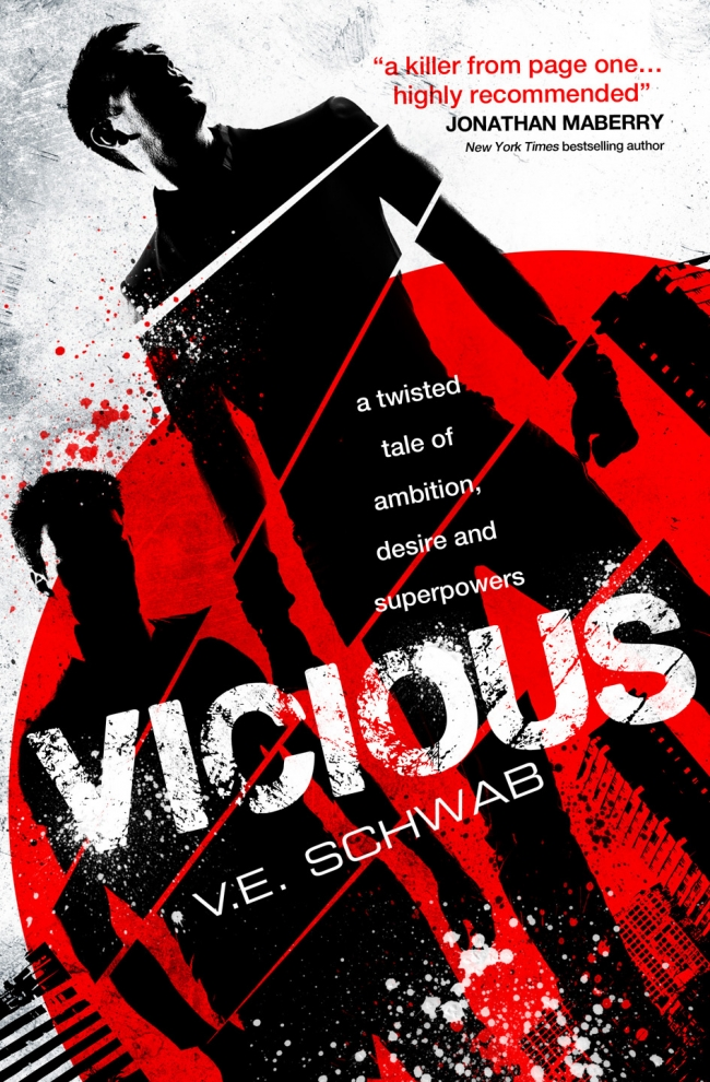 Vicious (Villains #1)