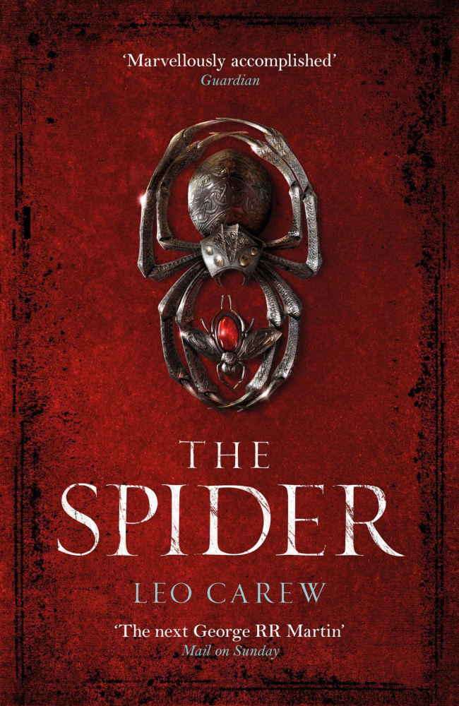 The Spider (Under The Northern Sky #2) by Leo Carew - Book Review