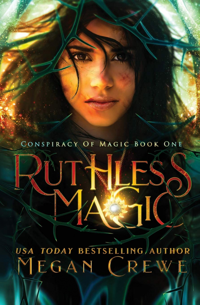 Ruthless Magic (Conspiracy Of Magic #1)