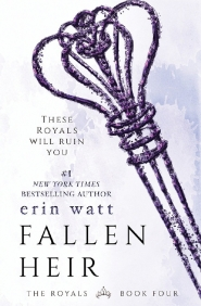 Fallen Heir (The Royals, #4)