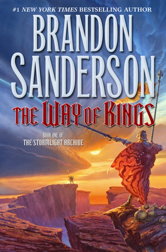 The Way of Kings (The Stormlight Archive #1)
