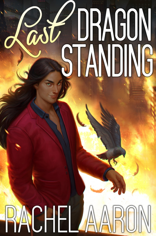 Last Dragon Standing (Heartstrikers #5)